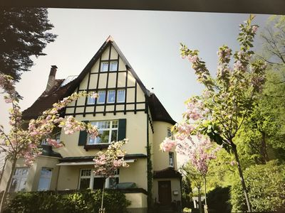 Photo for Holidays in Hamburg city villa on two levels
