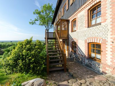 Photo for Luxury Apartment in Bastorf Germany with Garden