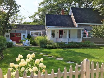 Photo for Quintessential Maine cottage in picturesque Cape Porpoise Village
