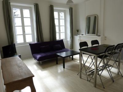 Photo for Apartment T2 heart of La Rochelle