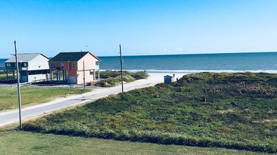 Photo for All Decked Out - Crystal Beach, TX - New Construction with gorgeous beach view