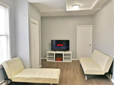 Photo for HUGE APT WITH PARKING & WORLD TRADE CTR VIEW