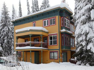 Photo for 2 Bedroom Regular Suite at Vance Vacation Suites, Silver Star Mt.