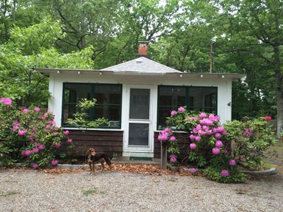 Photo for Sweet And Lovely Cottage With Guest House Across From  A Private Beach