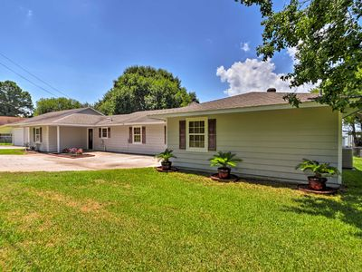 Photo for NEW! Lakefront Livingston Home w/Dock Near Launch!