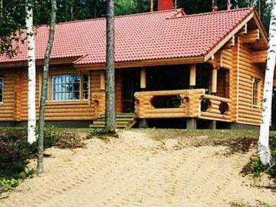 Photo for Vacation home Niemennokka in Sulkava - 6 persons, 2 bedrooms