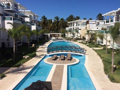 Photo for 2BR Condo Vacation Rental in Punta Cana, La Altagracia