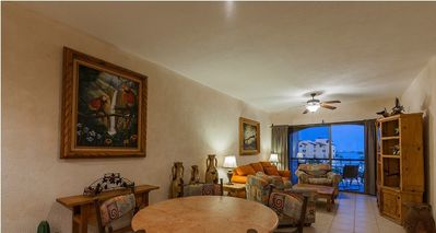 Photo for SPEND A GREAT TIME AT PRINCESA IN THIS 2 BEDROOM OCEAN FRONT UNIT, A 406