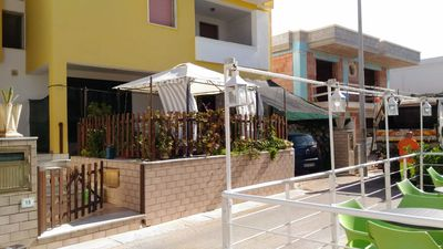 Photo for Casa del Sole1 Torre Pali 20 meters from the beach