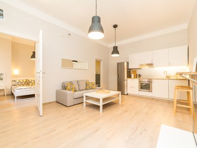 Photo for Executive 2 Bedroom Apartment in CENTRAL BUDAPEST