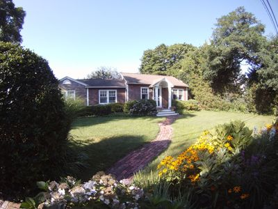 Photo for Charming, Clean And Bright. Beautifully Landscaped Private Yard, Easy Location