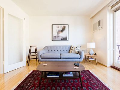 Photo for Rosie, sunny and warm 2 BEDROOM in St Kilda