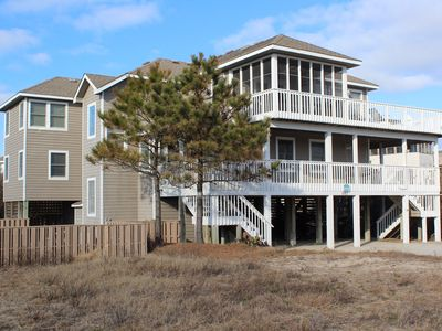 Photo for Great Ocean Views, Elevator, Pool, Hot Tub and 2 Master Suites, Sleeps 14