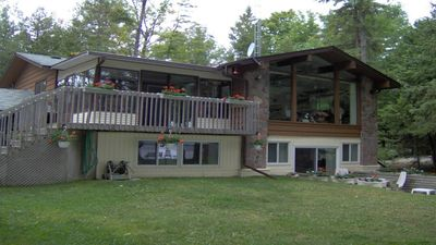 Photo for Balsam Lake-West Bay Cottage-6+ Bedrooms-Sleeps 16-20-Large Groups, Pet Friendly