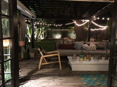 Photo for Stylish Indoor-Outdoor House in Hollywood