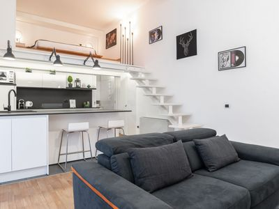 Photo for Urban District Apartments - Milan Isola Lancetti Loft (1BR)