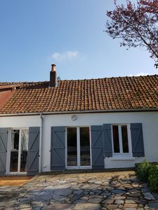 Photo for Two bedroomed cottage;with large garden;