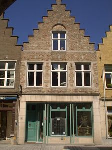 Photo for Silent Bruges, your luxurious Art Deco apartment.