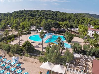 Photo for Vacation home Camping Manacore Happy Standard (PES300) in Peschici - 6 persons, 2 bedrooms