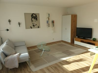 Photo for Modern, bright, cozy, central - 2 room apartment with balcony