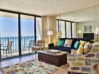 Photo for Edgewater 2 Br Gulf Front, Tower 2. Great View And Best Deals!