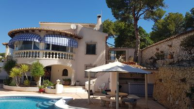 Photo for Villa Playmar Calpe-Benissa