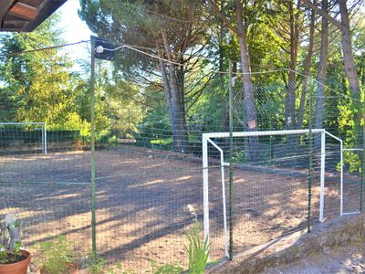 Photo for Villa on Etna, 20 min from the sea, soccer field, garden, play area