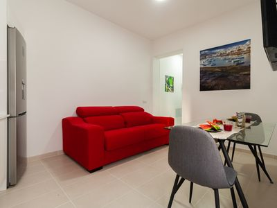 Photo for Modern apartment in Arrecife in the beautiful Lanzarote - 4 PEOPLE
