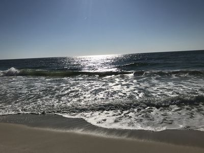 Photo for Steps from the Hangout and everything in Gulf Shores. No car needed!