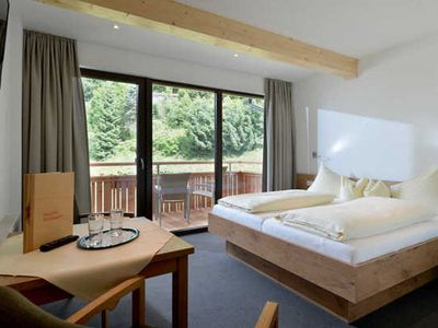 Photo for Barrier-free comfort room for 2 persons 21m² - Gästehaus Rottenspacher ***