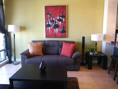Photo for Amazing 1BR Condo in Yorkville with Parking!