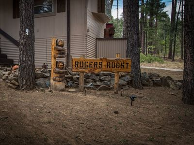 """Photo for """"What a Surprise"""" is what everyone says after your experience at Rogers Roost!"""