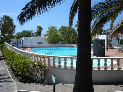 Photo for Spacious 1 bedroom accommodation, sleeps 2 with communal pools