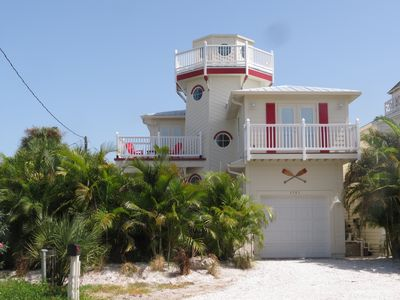Photo for Unique Lighthouse by AMIBeachClub. Affordable luxury!