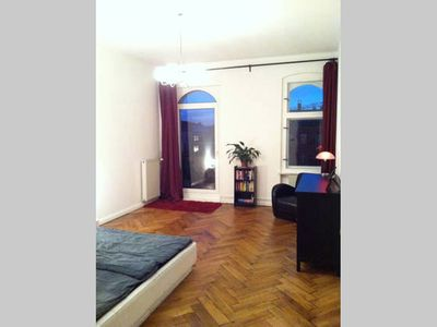 Photo for Large bright 2Bd 1Bath With View!! Prenzlauer Berg