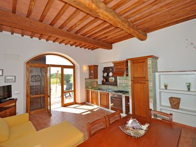 Photo for One bedroom Apartment, sleeps 2 in Cala di Forno