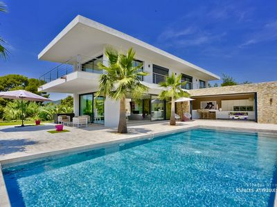 Photo for The white villa, large pool