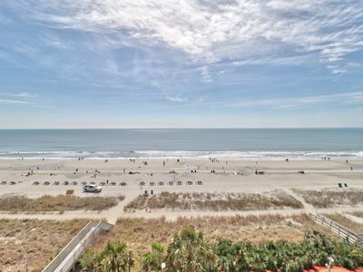 Photo for Tantalizing Oceanfront Two Bedroom Condo