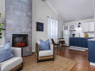 Photo for Absolutely Charming Dream Catcher Suite, Newly Remodeled, Walk to Main