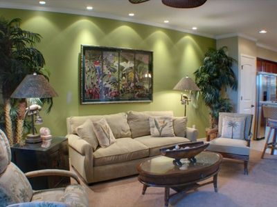 Photo for H-3 Palm Villas: Top of the Line, Professionally Decorated