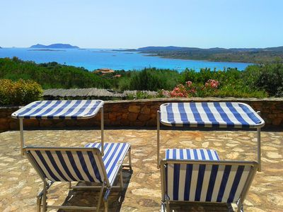 Photo for Lovely Property with Breathtaking Panoramic View on Tavolara Island