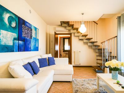 Photo for Attico Fiera Duplex with Large Terrace is a modern and functional apartment,