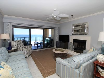 Photo for Shipwatch A504- Beach Front Views from Terrace with Luxurious Interior!