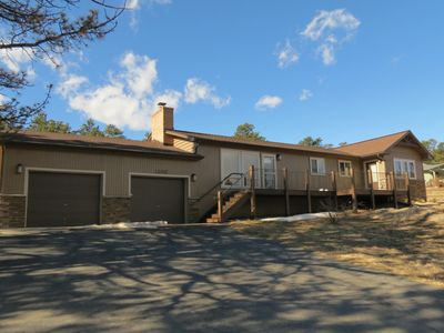 Photo for Aspen Grove Retreat - Single Level - Gorgeous Mountain Home!  -- EV #3400