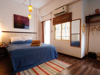 Photo for Fantastic apartment in the tourist center of Saigon just a few steps away