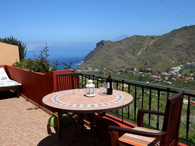 """Photo for Finca """"La Era 1"""" - fantastic sea view, very quiet and well maintained"""