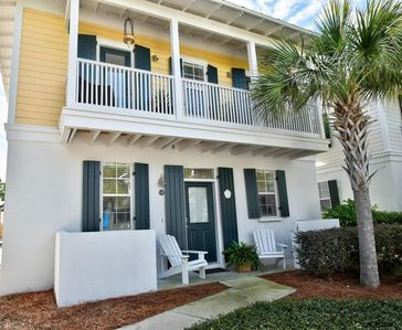 Photo for 30A Bungalow in Seagrove~Steps to the Gulf~Two Pools and Hot Tub!