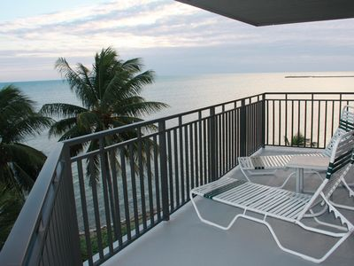 Photo for Tom's 2000sf Direct Oceanfront Penthouse. Renovated, Heated Pool, Close To Beach