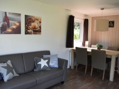 Photo for Vacation home Veluwelodge Wellness in Voorthuizen - 4 persons, 2 bedrooms