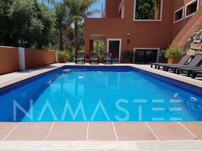 Photo for Golfers and Families Villa 15 minutes drive to Marbella